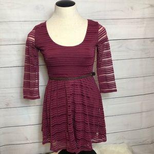 Lily rose short dress